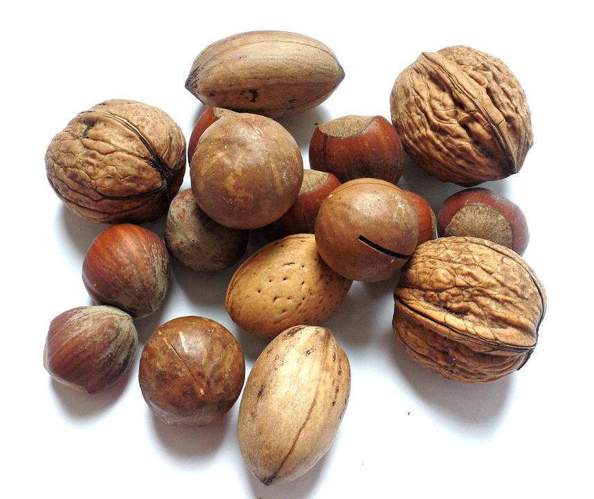 mix ořechu